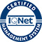 ISO 9001 : 2015 certificado IQNet